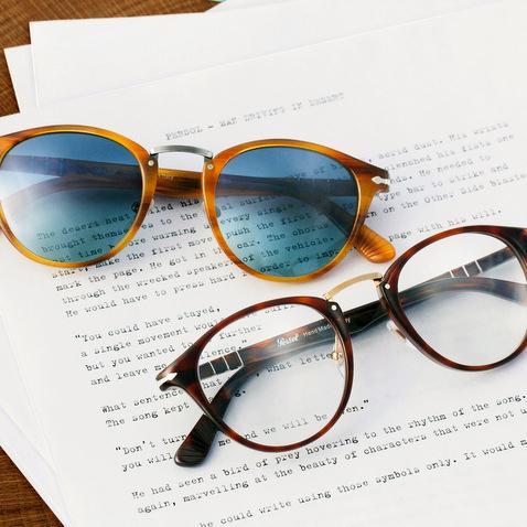 lunettes vintage, Tendance lunettes vintage: Persol Typewriter