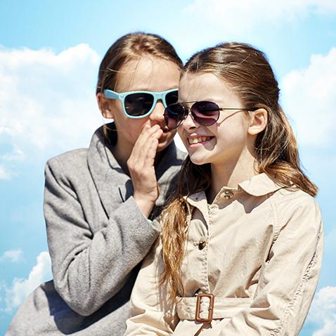 protéger, Protégez la vue de vos enfants en toutes saisons